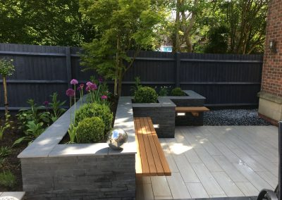 Garden and landscpaing design and installation Cotswolds
