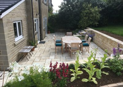 Garden design landscaping and patio driveway installation