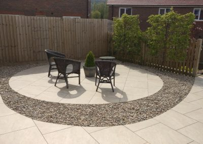 Landscaping and patio installation Cotswolds